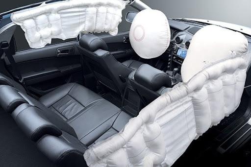 Ремонт бокових подушок безпеки Штори
